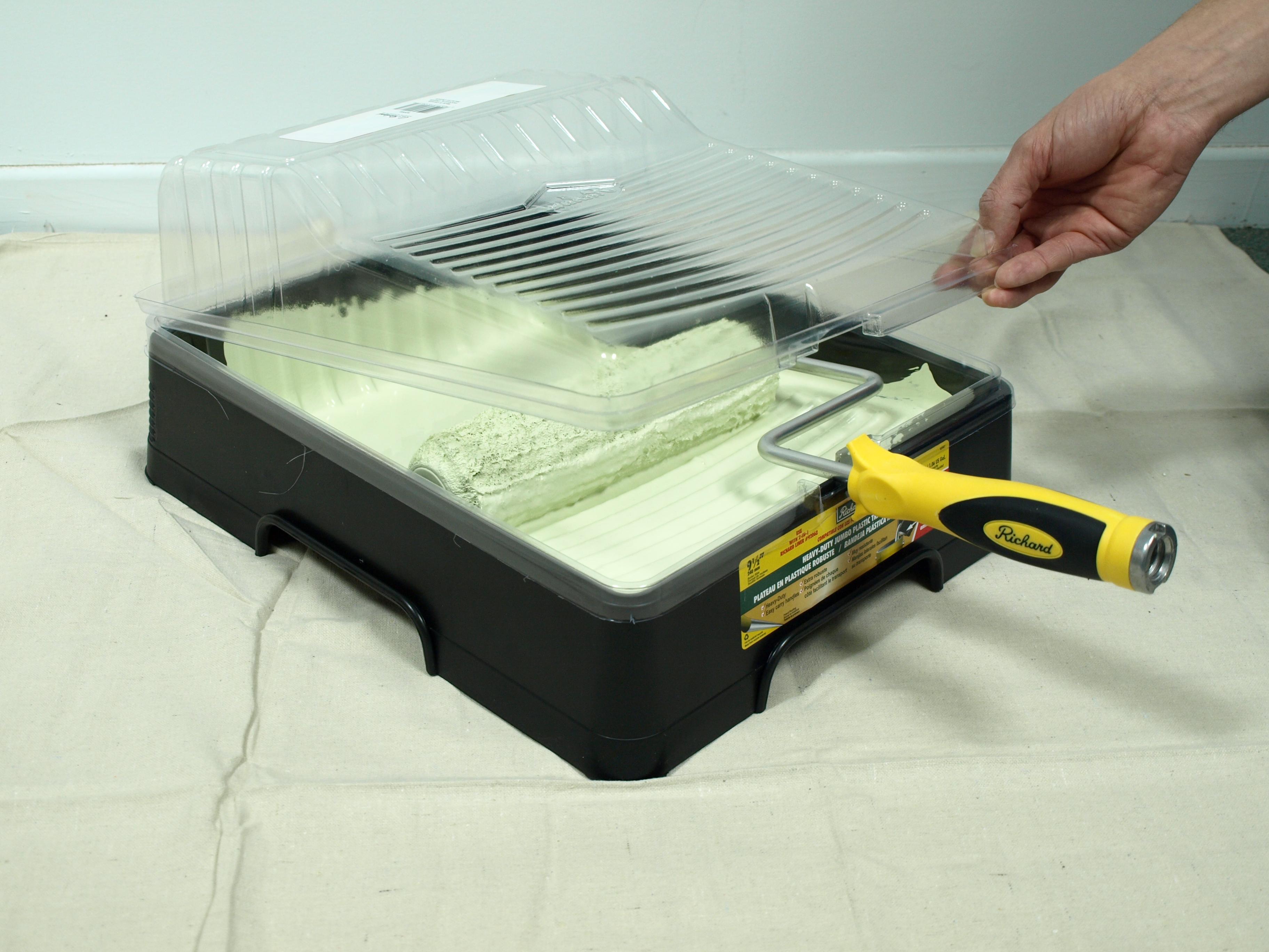 Narzędzia malarskie: biodegradowalna wkładka do kuwety