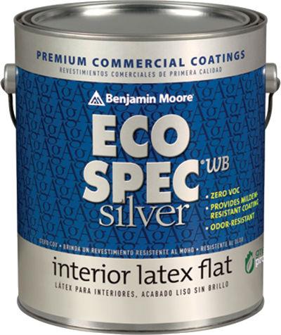 Farba Eco Spec WB Silver ze srebrem
