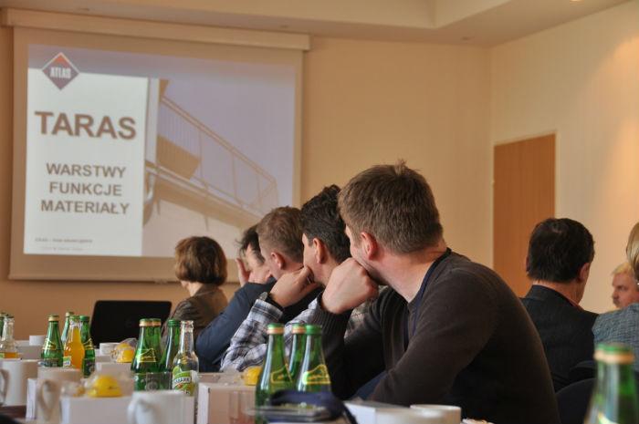 ATLAS szkoli uczniów szkół budowlanych