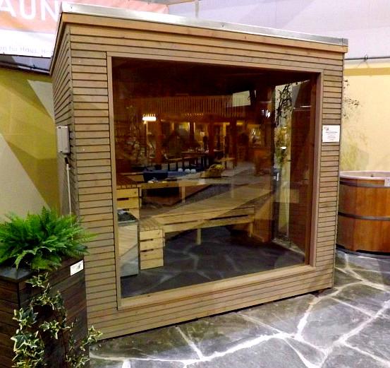 geisser Sauna Standard