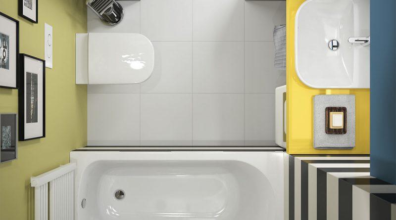 Trzy dowody na to, jak ściany potrafią zmienić wygląd łazienki